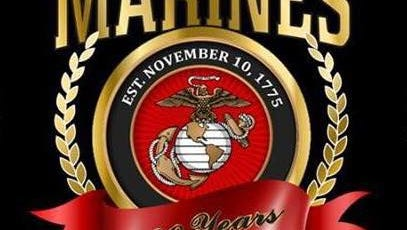The League Detachment 659 Marine Corps ball will celebrate the 240th birthday of the United States Marine Corps.