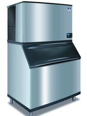 "Manitowoc Ice machines are made in Manitowoc and around the world along with a wide variety of ""hot"" and ""cold"" Foodservice equipment in 35 brands."