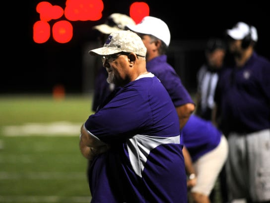 Waynesboro assistant coach Tom Goforth decided to retire
