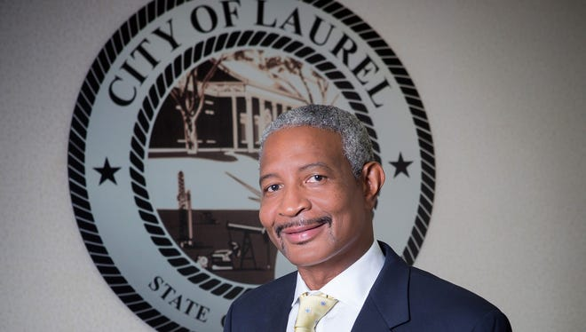 Laurel Mayor Johnny Magee will be the speaker at William Carey University's Christian Leadership Lecture beginning at 9:25 a.m. on October 15 in Smith Auditorium.