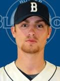 Dalton Hoiles of the Butler BlueSox