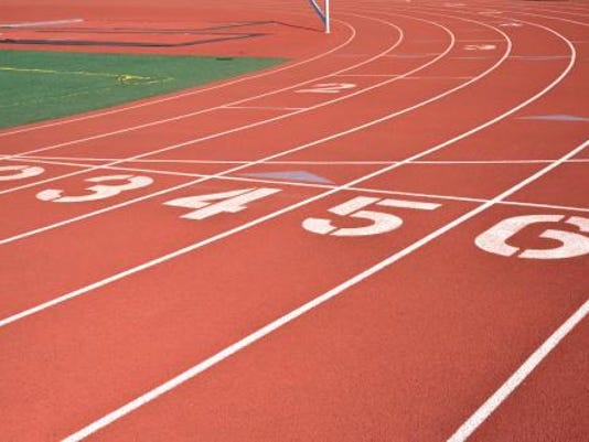 SPORTS Track and field