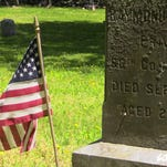 'Glory' soldier at rest in forgotten African-American cemetery