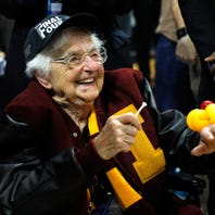 Michigan basketball has a lot to overcome in Sister Jean, hoops-loving nun