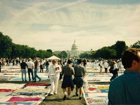 ACT UP in Washington