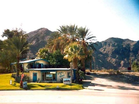 The Carl Bray Gallery and Home had been in Indian Wells since the early 1950s.