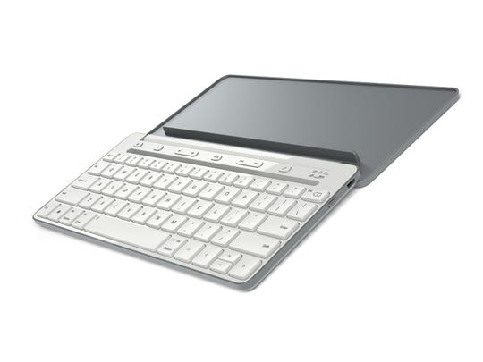 The Microsoft Universal Mobile Keyboard is a small, lightweight and wireless keyboard that works seamlessly with a number of mobile devices.
