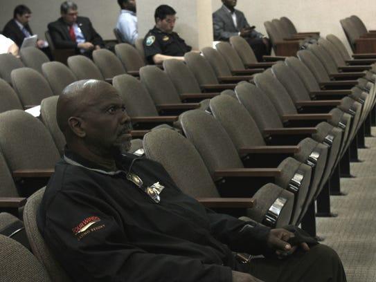 City resident Thomas Sweeney said the violent crime