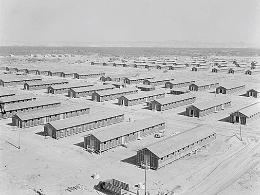Japanese Relocation Center