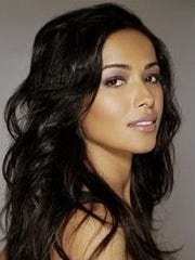 Meta Golding, who portrays Rosa Parks in the TV One