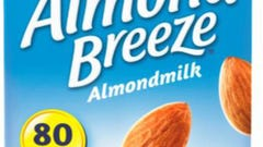 Almond milk sold in Ohio, Kentucky recalled because it may contain real milk