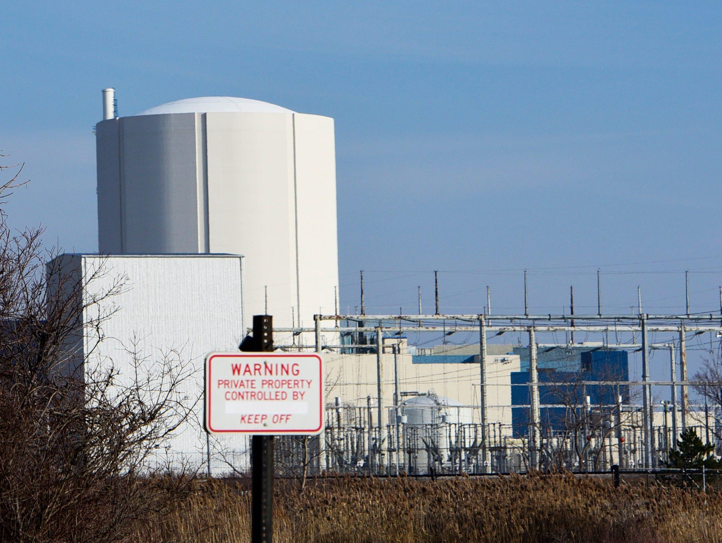 The Davis-Besse Nuclear Plant has a 908-megawatt net