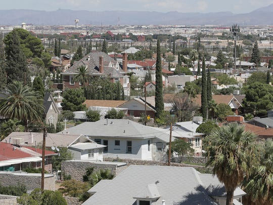 In the last 10 years, El Paso property tax bills have