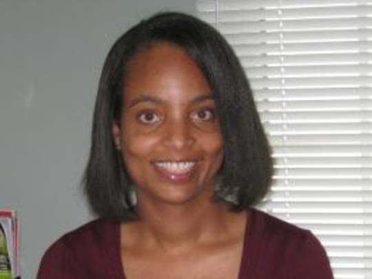 Walidah Justice, new director of diversity and inclusion at Kent Place School.