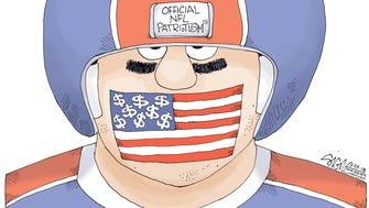 NFL Patriotism