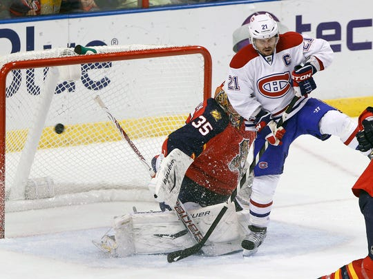 Before the Sabres, Greece native Brian Gionta was also captain of the storied Montreal Canadiens. At 38, he's weighing offers from other NHL teams who need a veteran who played all 82 games last season and tallied 35 points against having to relocate his young family.