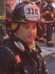 Yonkers Fire Lt. John Rodriguez died Tuesday, Oct. 18, 2016, of a 9/11-related cancer. He was 53 years old.