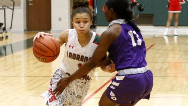 Ben Davis defeated Lawrence North 65-63 on Friday.