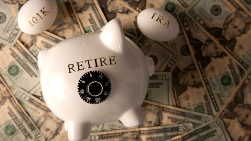 Finding the best combination for retirement.