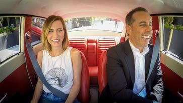 Seinfeld moves 'Comedians in Cars' to Netflix