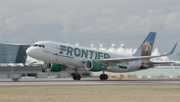 Frontier isn't flying from the Sioux Falls airport right now. Here's why.