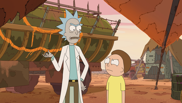 'Rick and Morty' renewed for 70 episodes on Adult Swim