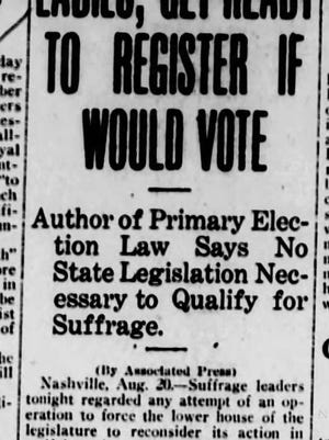From The Palm Beach Post on Aug. 21, 1920.