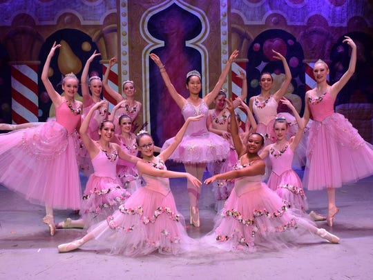 "Florida Arts & Dance Co. students perform the ""Waltz"