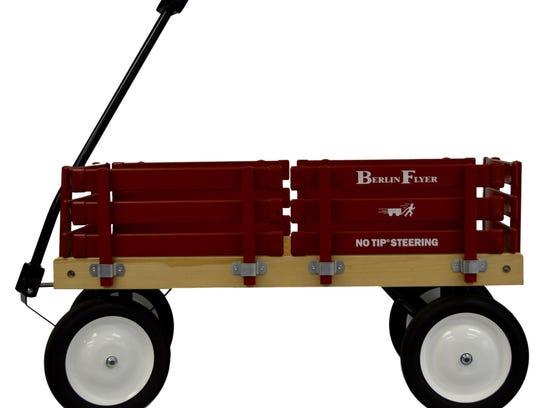 The Berlin Flyer Wagon.
