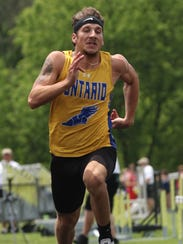 Ontario sprinter Ethan Pensante has qualified for state