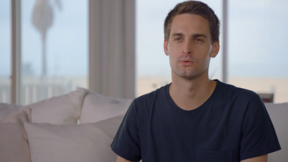 Snap CEO Evan Spiegel talks on the Snap IPO Roadshow