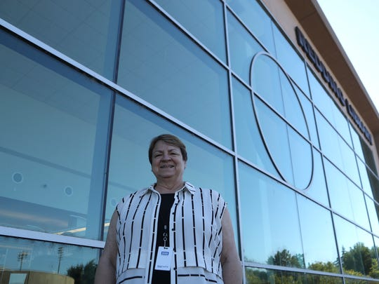 Cindy DeLanty is the new director for the Redding Library.