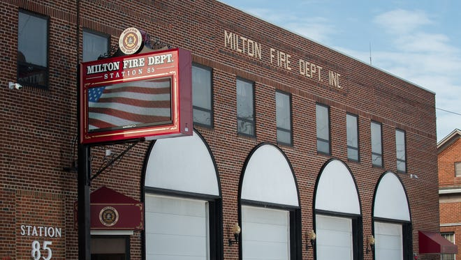 Milton Fire Department. The department's former chief has sued to be reinstated as a firefighter after he was summarily booted from the volunteer association.
