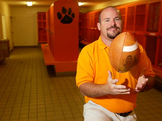 John Wilkinson was the new head football coach at Cocoa