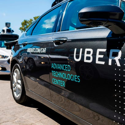 Operator of self-driving Uber vehicle that killed pedestrian was felon