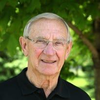 U.S. Army veteran Bob Nikolay as he served in Vietnam.