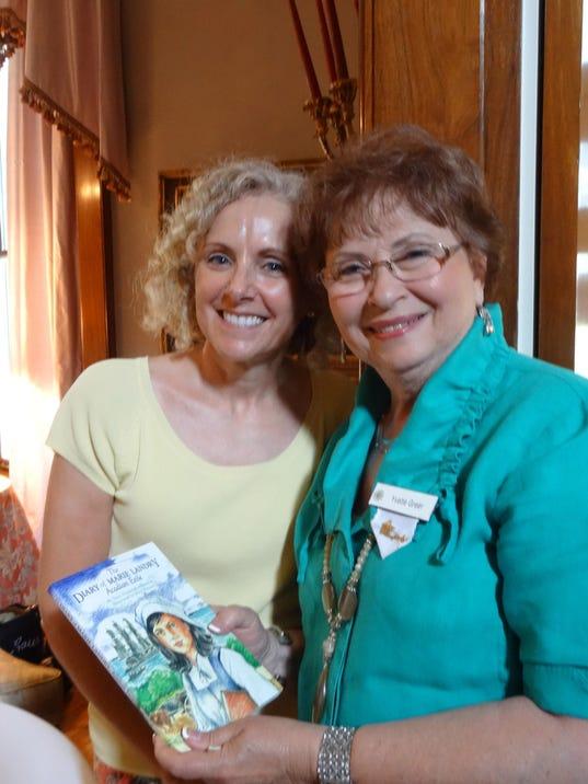 Stacy Allbritton, Yvette Greer