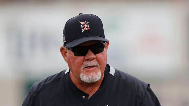 Tigers manager Ron Gardenhire announced his retirement prior to Detroit's game against the Cleveland Indians on Saturday.
