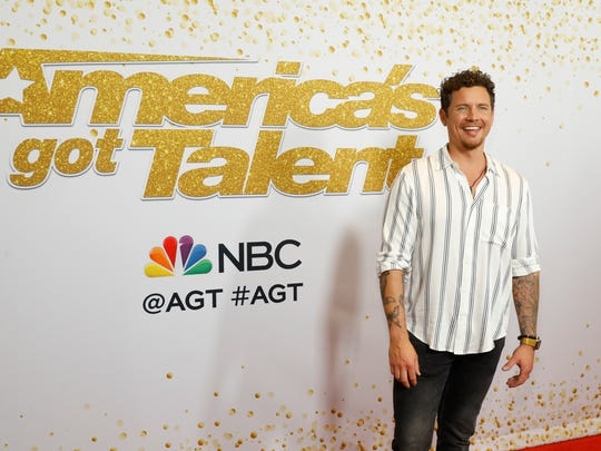 "Knoxville's Michael Ketterer is a contestant on ""America's"