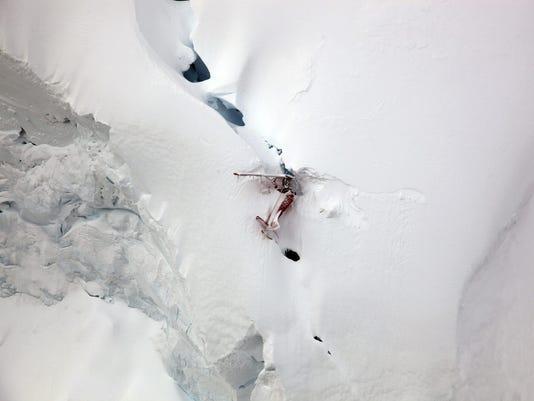 APTOPIX Alaska Sightseeing Plane Crash