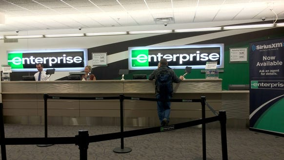 For the fourth year in a row, Enterprise has ranked