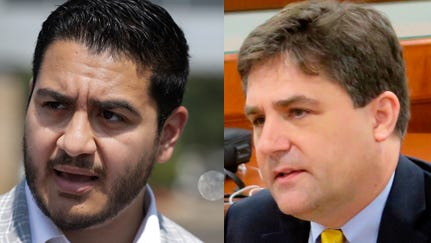 Abdul El-Sayed and state Sen. Patrick Colbeck are running for Michigan governor.