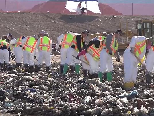 Landfill search