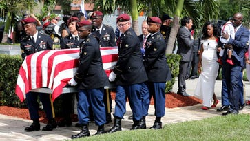 Niger surprise is a disservice tofallen soldiers, military families