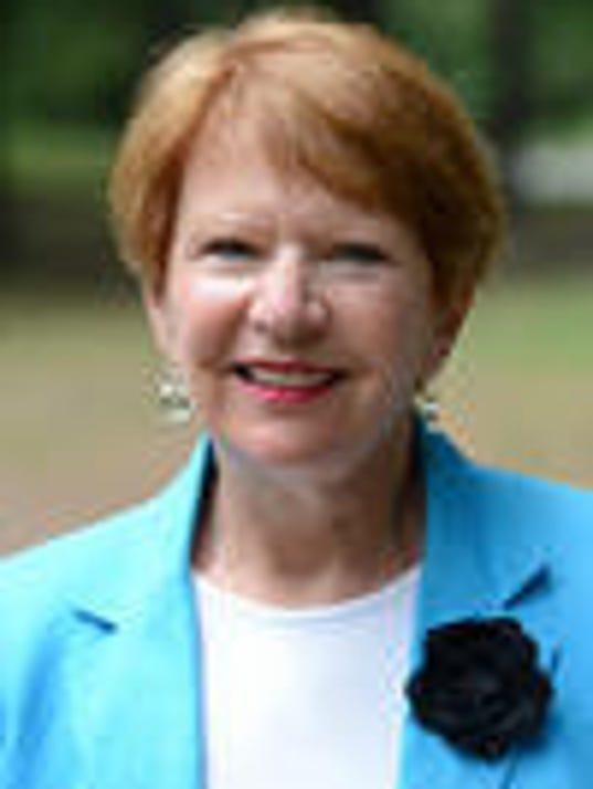 Crisfield City Council President Charlotte Scott