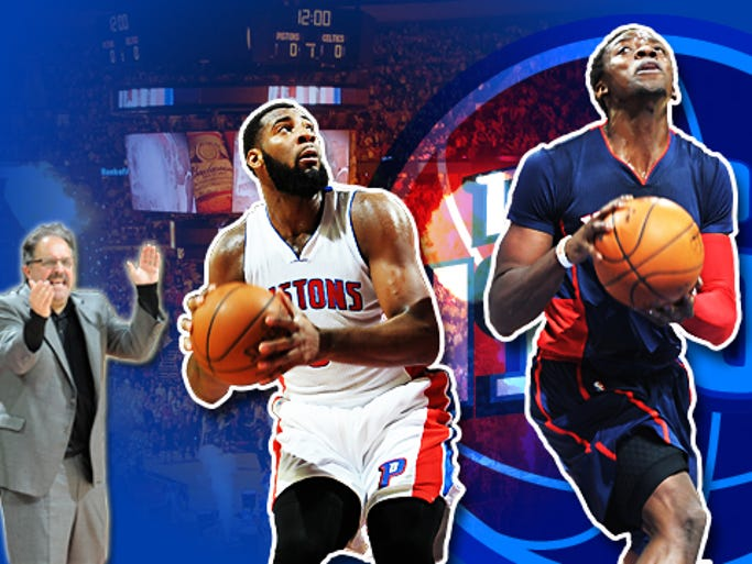 What is the outlook for each Pistons player heading