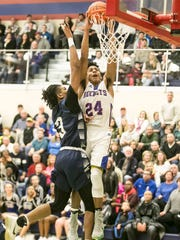 The loss of Eli Brooks (24) and three other starters has Spring Grove set for a rebuild in 2017-18, after having the best season in program history a year ago.