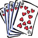 At Casinos