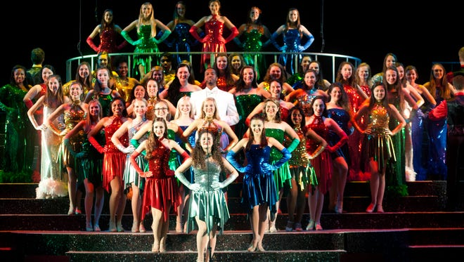 """The Pensacola Children's Chorus' annual """"Showtime"""" production returns this weekend at the Saenger Theatre."""