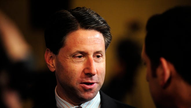 Jeff Wilpon, seen in this USA Today file photo, has been named in a new lawsuit.